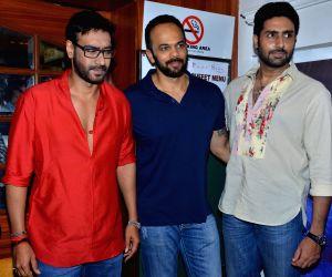 Bol Bacchan stars on the sets of Tarak Mehta