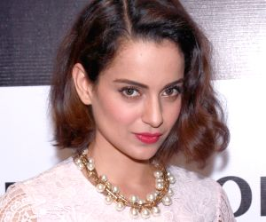 Kangana Ranaut at the launch of Vero Moda stand alone store