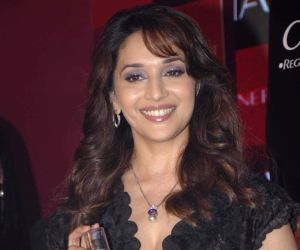 Madhuri Dixit  launches Anti Ageing Cream