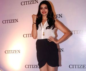 Prachi Desai at Citizen Watches Launch