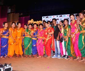 Vidya Balan performs lavani to promote 'Ferrari Ki Sawari'