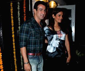 Ekta Kapoor's Birthday Bash