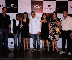 Launch of AROLA Restaurant