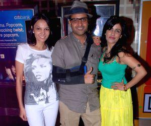 Wrinkle Free film screening at PVR Cinemas