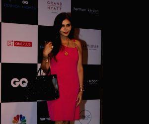: (021215) Mumbai: Van Heusen and  GQ Fashion Nite