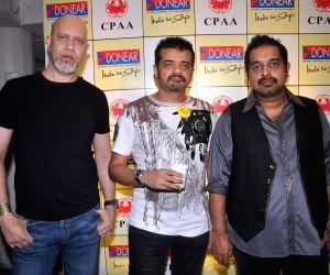 Shankar Ehsaan Loy CPAA concert
