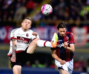 ITALY-BOLOGNA-SOCCER-AC MILAN VS BOLOGNA