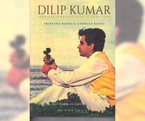 "Free Photo: ""Dilip Kumar : Peerless Icon Inspiring Generations"" book cover"