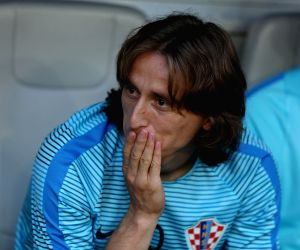 Croatia's Modric, Rakitic, Kovacic included in 24-man World Cup squad
