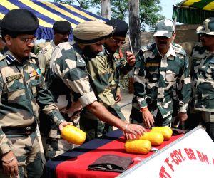BSF seized four kg heroin