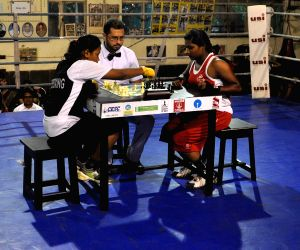 National Chess-boxing Championship