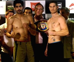 WBO Asia Pacific Super Middleweight - Vijender Singh