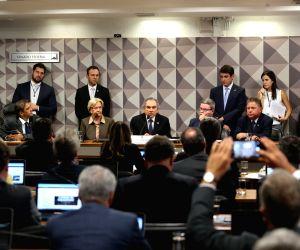 BRAZIL BRASILIA SENATE IMPEACHMENT COMMISSION