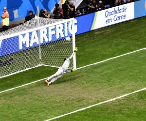 Brazil V/S Netherlands match of 2014 FIFA World Cup