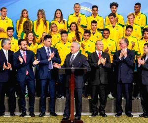 BRAZIL BRASILIA SPORTS OLYMPICS