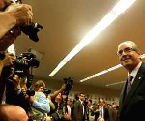 BRAZIL BRASILIA POLITICS PMDB