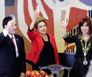 BRAZIL BRASILIA MERCOSUR POLITICS SUMMIT
