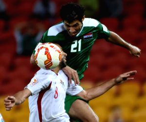 AUSTRALIA BRISBANE FOOTBALL ASIAN CUP IRAQ VS JORDAN