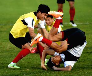 AUSTRALIA-BRISBANE-AFC ASIAN CUP-CHINA TRAINING