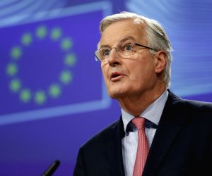 Brexit negotiations entering final stage: EU's Barnier