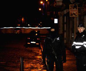 BELGIUM VERVIERS ANTI TERROR