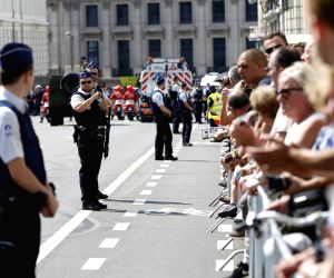 BELGIUM-NATIONAL DAY-MILITARY PARADE