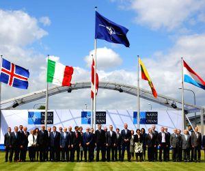 BELGIUM BRUSSELS NATO MONTENEGRO MEMBERSHIP