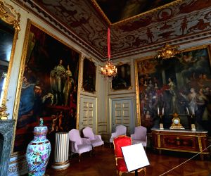 SWEDEN-WORLD HERITAGE-ROYAL DOMAIN OF DROTTNINGHOLM