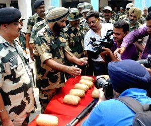 BSF seizes 21 kg heroin in Punjab