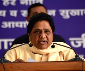 BSP's national executive committee meeting - Mayawati