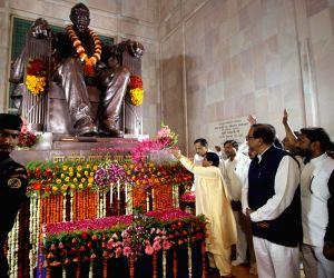 Mayawati pays tribute to Ambedkar