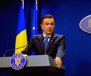 ROMANIA BUCHAREST POLITICS PRIME MINISTER