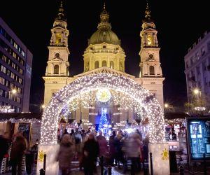 Budapest-Christmas Lights