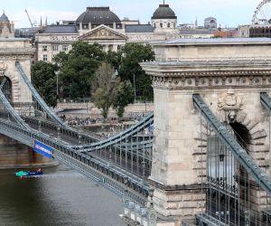 HUNGARY BUDAPEST RED BULL AIR RACE WORLD CHAMPIONSHIP