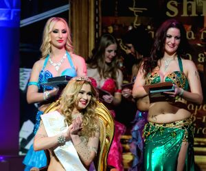 Budapest (Hungary): Miss Bellydance Hungary 2014 competition