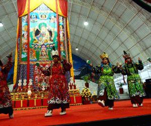 Bodh Gaya: 31st Kagyu Monlam prayers