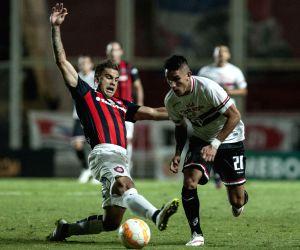 ARGENTINA-BUENOS AIRES-SOCCER-SAN LORENZO VS SAO PAULO