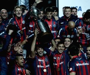 San Lorenzo wins Libertadores Cup 2014