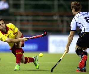 Buenos Aires: Spain vs Germany - Hockey World League Semi-Final