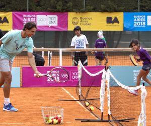 (SP)ARGENTINA BUENOS AIRES TENNIS NADAL