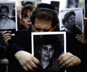 ARGENTINA BUENOS AIRES ATTACK COMMEMORATION