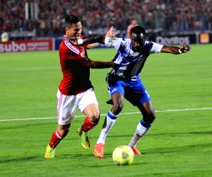 Cairo (Egypt): CAF Confederation Cup 2014 final match