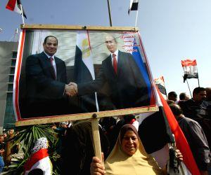 EGYPT CAIRO PUTIN VISIT