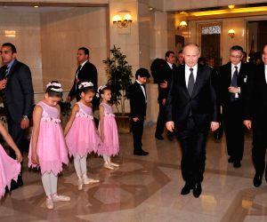 EGYPT CAIRO RUSSIA PUTIN VISIT