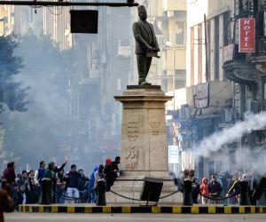 EGYPT CAIRO DEMONSTRATION
