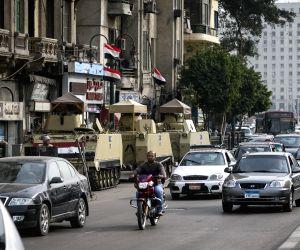EGYPT CAIRO UPRISING ANNIVERSARY SECURITY