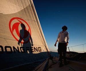 Bay of Biscay: Volvo Ocean Race 2014-2015