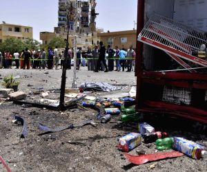 EGYPT LUXOR SUICIDE ATTACK