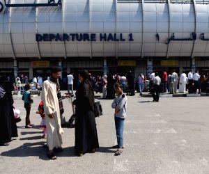 EGYPT CAIRO EGYPTAIR FLIGHT OFF RADAR