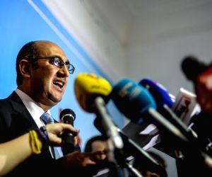 EGYPT-CAIRO-PRESIDENTIAL ELECTION-KHALED ALI